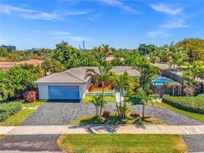 Property for sale at 5940 NE 21 Lane, Fort Lauderdale,  Florida 33308