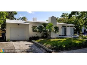 Property for sale at 1507 NE 4th Ct, Fort Lauderdale,  Florida 33301