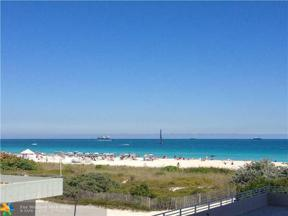 Property for sale at 345 Ocean Dr Unit: 610, Miami Beach,  Florida 33139