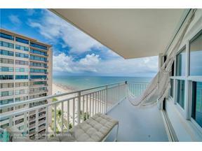 Property for sale at 3750 Galt Ocean Dr Unit: 1111, Fort Lauderdale,  Florida 33308