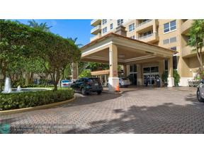 Property for sale at 19501 W Country Club Dr Unit: TS07, Aventura,  Florida 33180
