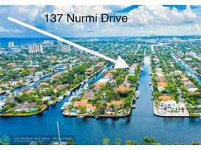 Property for sale at 137 Nurmi Dr, Fort Lauderdale,  Florida 33301