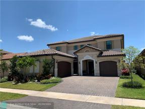 Property for sale at 12020 N Watermark Way, Parkland,  Florida 33076