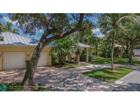 Property for sale at 2150 Tanbark Lane, Fort Lauderdale,  Florida 33312