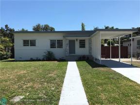 Property for sale at 950 NE 146th St, North Miami,  Florida 33161