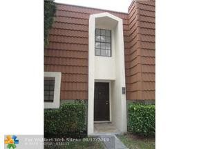 Property for sale at 167 NW 115th Ter, Plantation,  Florida 33325