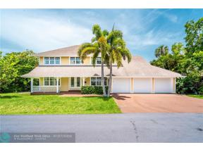 Property for sale at 3601 NE 17th Ave, Oakland Park,  Florida 33334