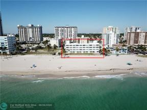Property for sale at 1801 S Surf Rd Unit: 2D, Hollywood,  Florida 33019