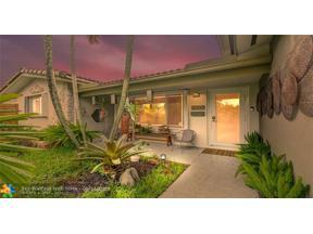 Property for sale at 2000 NE 52nd St, Fort Lauderdale,  Florida 33308