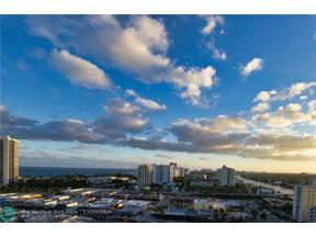 Property for sale at 3233 NE 34th St Unit: 1710, Fort Lauderdale,  Florida 33308