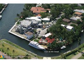 Property for sale at 1131 SE 4th St, Fort Lauderdale,  Florida 33301