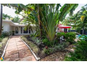 Property for sale at 205 NE 16th Ter, Fort Lauderdale,  Florida 33301