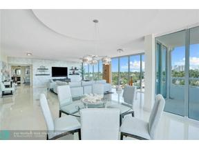 Property for sale at 45 Hendricks Isle Unit: PHF, Fort Lauderdale,  Florida 33301