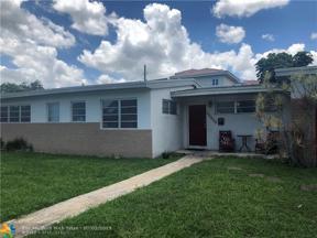 Property for sale at 17310 NE 10th Ct, North Miami Beach,  Florida 33162