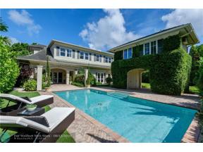 Property for sale at 724 NE 25th Way, Fort Lauderdale,  Florida 33304