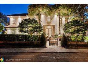 Property for sale at 1218 Ponce De Leon Dr, Fort Lauderdale,  Florida 33316