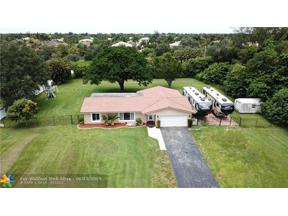 Property for sale at 2851 SW 111Th Ter, Davie,  Florida 33328