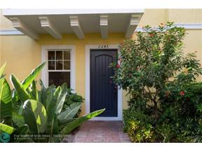Property for sale at 2243 NE 9th Ave Unit: 2243, Wilton Manors,  Florida 33305