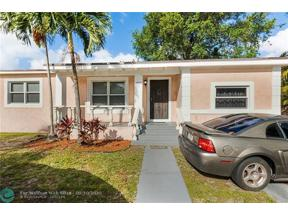 Property for sale at 14900 NW 11Th Ave, Miami,  Florida 33168