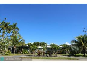 Property for sale at 2924 W Middle River Dr, Fort Lauderdale,  Florida 33306