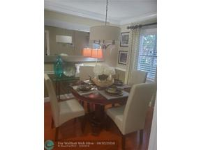 Property for sale at 9891 NW 24th St Unit: 9891, Sunrise,  Florida 33322