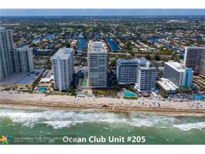Property for sale at 4020 Galt Ocean Dr Unit: 205, Fort Lauderdale,  Florida 33308