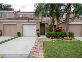 Property for sale at 11115 SW 17th Mnr Unit: 1115, Davie,  Florida 33324