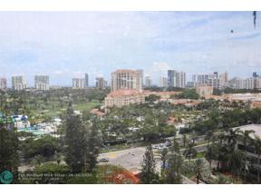 Property for sale at 20100 W Country Club Dr Unit: 1509, Aventura,  Florida 33180