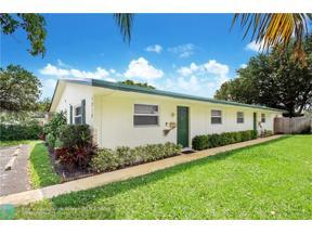 Property for sale at 1212 NE 6 St, Pompano Beach,  Florida 33060