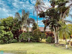 Property for sale at 12340 NW 5th Ct, Plantation,  Florida 33325