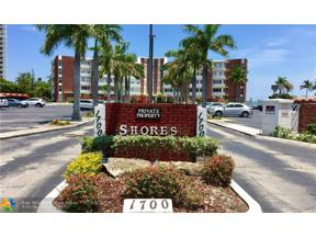 Property for sale at 1700 NE 105th St Unit: 516, Miami Shores,  Florida 33138