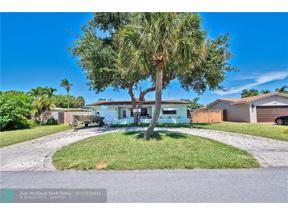 Property for sale at 6600 NE 20th Way, Fort Lauderdale,  Florida 33308