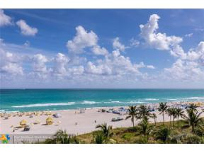 Property for sale at 100 Lincoln Rd Unit: 648, Miami Beach,  Florida 33139