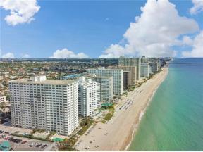 Property for sale at 3550 Galt Ocean Dr Unit: 207, Fort Lauderdale,  Florida 33308