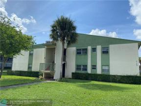 Property for sale at 4145 NW 90th Ave Unit: 207, Coral Springs,  Florida 33065
