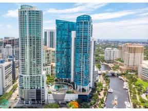Property for sale at 333 Las Olas Way Unit: 3003, Fort Lauderdale,  Florida 33301