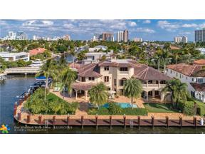 Property for sale at 11 Seven Isles Dr, Fort Lauderdale,  Florida 33301