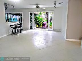 Property for sale at 1448 SW 16th Ter, Fort Lauderdale,  Florida 33312