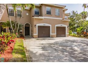 Property for sale at 13213 NW 7th Dr Unit: n/a, Plantation,  Florida 33325