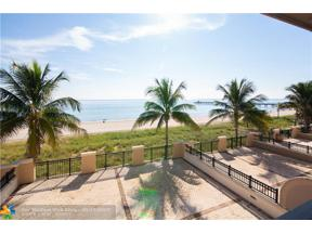 Property for sale at 4444 El Mar Dr Unit: 3304, Lauderdale By The Sea,  Florida 33308