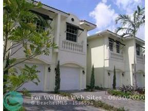 Property for sale at 1940 NE 32nd St Unit: 1944, Lighthouse Point,  Florida 33064