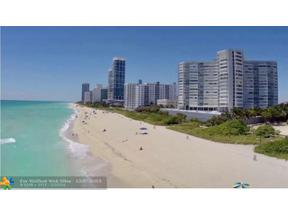 Property for sale at 7135 Collins Ave Unit: 1835, Miami Beach,  Florida 33141