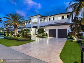 Property for sale at 2430 NE 32 Ct, Lighthouse Point,  Florida 33064