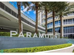 Property for sale at 701 N Fort Lauderdale Blvd Unit: 1802, Fort Lauderdale,  Florida 33304
