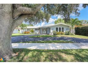 Property for sale at 6420 NE 21st Dr, Fort Lauderdale,  Florida 33308