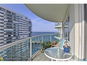 Property for sale at 3410 Galt Ocean Dr Unit: 907 N, Fort Lauderdale,  Florida 33308
