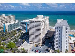 Property for sale at 4020 Galt Ocean Dr Unit: 402, Fort Lauderdale,  Florida 33308