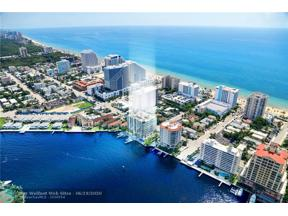 Property for sale at 321 N Birch Rd. Unit: 901, Fort Lauderdale,  Florida 33304