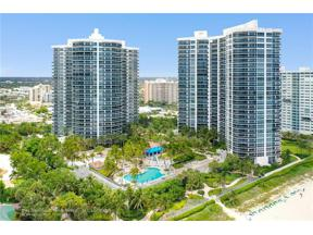 Property for sale at 3100 N Ocean Bl Unit: 2302, Fort Lauderdale,  Florida 33308
