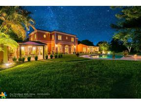 Property for sale at 11707 NW 8th St, Plantation,  Florida 33325